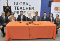 Lanzamiento Global Teacher Prize Chile