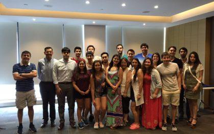"""""""Embajadores del Futuro"""" en China - Julio 2016"""