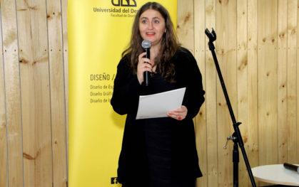 Bernardita Brancoli, directora de Extensión y Educación Continua