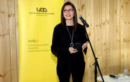 Paulina Contreras, directora de Investigación