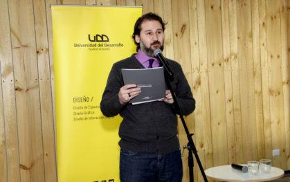 Alejandro Pantoja,Director de Diseño de Interacción Digital