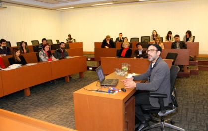 Bienvenida nueva generación doctorado en Ciencias de la Complejidad Social