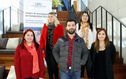 Nueva generación doctorado en Ciencias de la Complejidad Social