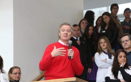 Rector Federico Valdés