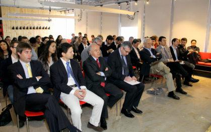 """Resultados de """"Estructura y Dinámica del Emprendimiento Social en Chile"""""""