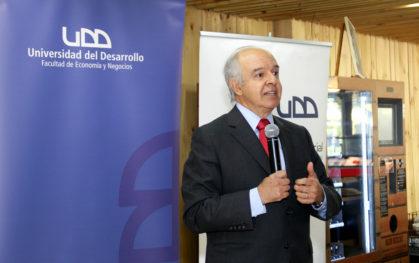 Hernán Cheyre, presidente del Instituto de Innovación Social UDD - FMK