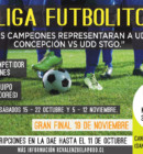 Liga Futbolito UDD