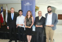 Premio Espíritu Emprendedor 2016 Santiago