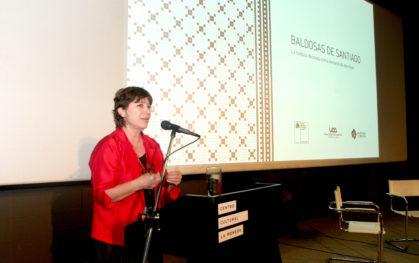 Presentaci n del libro baldosas de santiago for Fabrica de baldosas en santiago