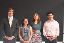 Daniel Contesse, Nancy Pérez, Francisca Tondreau, Julio Correa