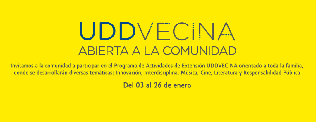 Udd: Universidad Del Desarrollo