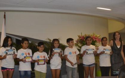Ceremonia de cierre Summer School de Educación