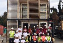 Proyecto Casa S3 en concurso Construye Solar