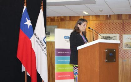 Ana María Borrero Patiño, directora Centro de Desarrollo de la Docencia