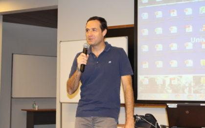 Juan Eduardo Vargas, vicerrector de Pregrado Santiago UDD