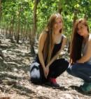 Camila Misito y Javiera Pinto