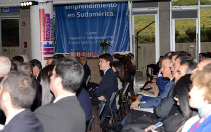 Lanzamiento Ranking Times Higher Education