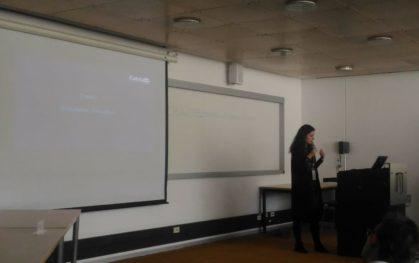 Macarena Pérez, coordinadora Académica iCubo