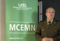 Diego Rojas Daydi, Mayor de Carabineros de Chile