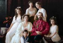 Dinastía Romanov