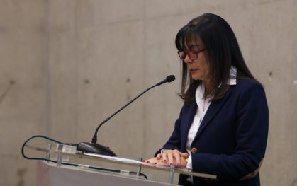 Carolina Mardones, decana Facultad de Comunicaciones UDD