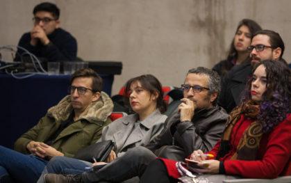 Presentación estudio 'Lo femenino y lo masculino en el cine chileno'