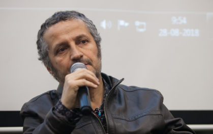Marcelo Ferrari, director carrera Cine UDD