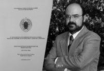 Profesor de Derecho Julio Alvear