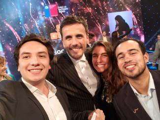 Premiación TECLA
