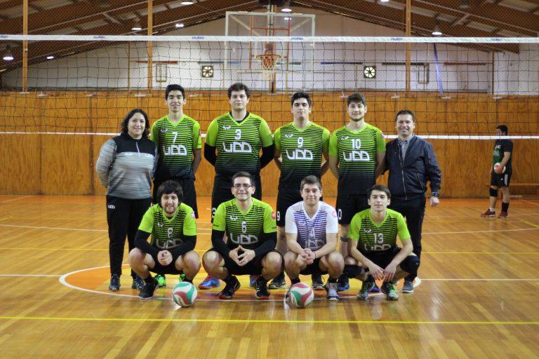 Un buen desempeño obtuvieron las selecciones de vóleibol en ADESUP