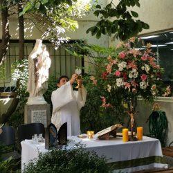 Ermita UDD celebra su 10° aniversario