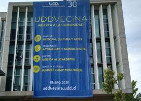 UDD Vecina cerró exitosa cuarta temporada de verano