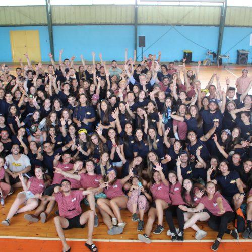 Más de 350 voluntarios UDD ayudaron a distintas comunidades del país