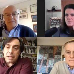"""Diálogos FEN UDD: """"Hacia un sistema más justo: 3 ejes para la reforma"""""""