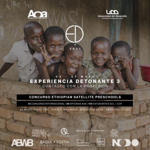 """Alumnos de Arquitectura realizan proyectos para participar en concurso """"Ethiopian Satellite Preschools"""""""