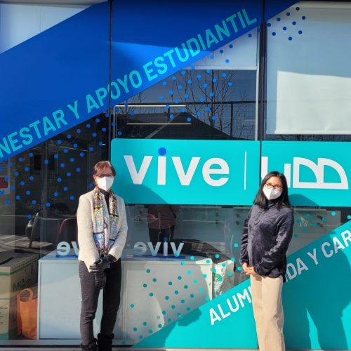 Vida y Carrera lanza el programa UDD Va Contigo y apunta a talleres de empleabilidad y Networking